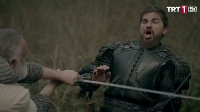 Ertuğrul'un Markos'la Dövüşü!