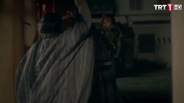 Ertuğrul Titus'la Kapıştı!