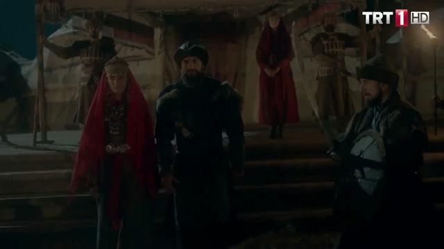 Turgut ve Aykız'ın Gerdeğe Uğurlanışı