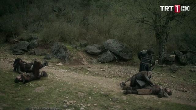 Turgut'un Alplerle Savaşı!
