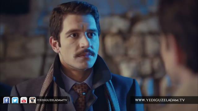 Yedi Güzel Adam Nuri Pakdil'den Araf Konuşması