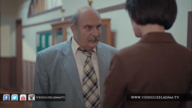 Yedi Güzel Adam Zehra Hoca'dan Sert Çıkış